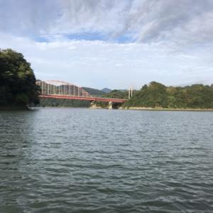 濁りも落ち着き更に厳しくなった津久井湖でした