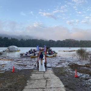 SUNLINE BASS FAN CUP in 津久井湖 2019に参戦してきました。
