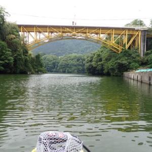 リチビー導入!相模湖釣行へ行って参りました!