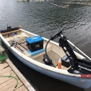 津久井湖へお手軽、短時間釣行へ行ってきました!