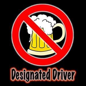 533. 彼、運転だから飲めないんだ。