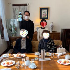 義父母と近江八幡へ❣️٩(^‿^)۶