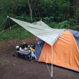 先日のキャンプ纏め