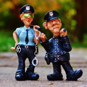 三重県で「叫びながら歩く人がいる」と通報受けた警察官、叫んでる男を職務質問した結果www