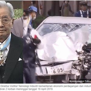 池袋暴走事故・飯塚幸三容疑者、本誌直撃に「体調はよくないです」とコメントする・・・