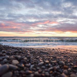 海辺と空の画像