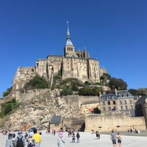 バスツアーでモンサンミッシェルへ!Tourisme Parisを利用して