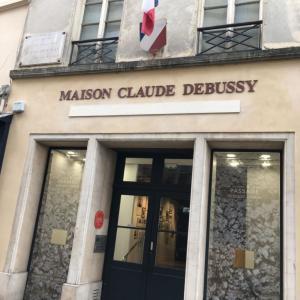 ドビュッシーの生家を見学!パリ郊外のサンジェルマン=アン=レーへ