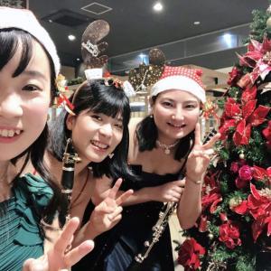 クリスマスソング満載☆各務原イオンでコンサート!