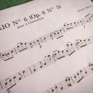 ムードン音楽院、修了試験の日