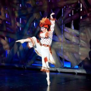 ロシアでもネオクラシックバレエ