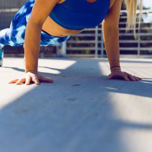 AYAトレーニングで腹筋を割る?基礎代謝アップはしたいけど・・・