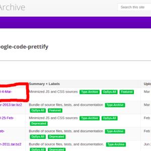 【livedoor Blog】コードをシンタックスハイライト表示
