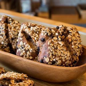 古代麦のオーガニックチョコナッツブレット(2019.10.08)