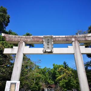 城址として訪れた武田神社(躑躅ヶ崎館)