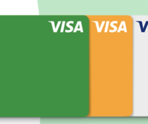 Visa LINE Payクレジットカードでのチャージがお得!ラインスタバカード