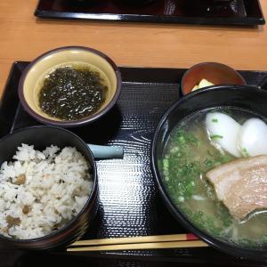 沖縄で食べたものの話