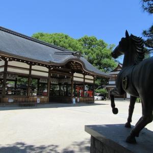 続)藤森神社:2020年6月