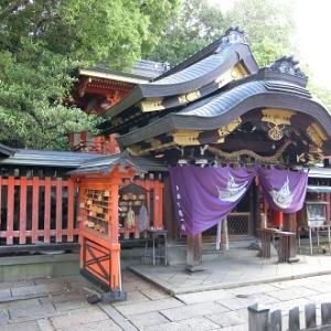 続)満足稲荷神社:2020年10月