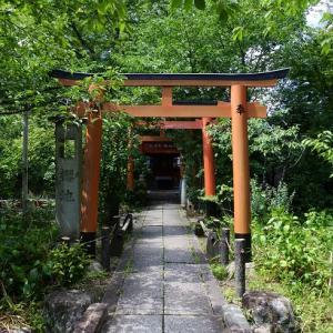 平野神社(出世導引稲荷神社・猿田彦神社)
