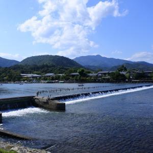 京都散歩ブログ 嵐山(渡月橋周辺)