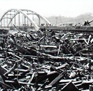 私も経験した61年前の狩野川台風の怖さ