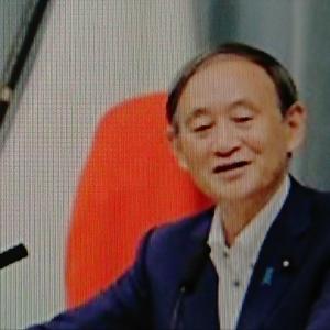 菅首相誕生!おめでとうございます!