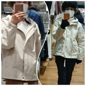 ユニクロ&無印良品のジャケット比較と今週のユニクロです