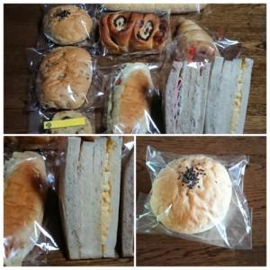 私のお気に入り、こだわりのパン屋さん