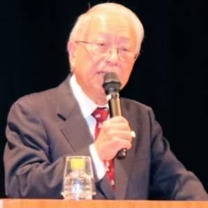 本能寺の変、光秀の目的は「信長の非道」阻止? 「麒麟がくる」時代考証、小和田哲男さん講演