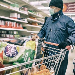 緊急事態宣言が出ても3日間はスーパーへ行ってはいけない