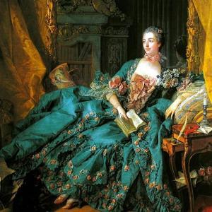 ポンパドゥール夫人 「平民からルイ15世の公妾と成り上がった影の実力者」