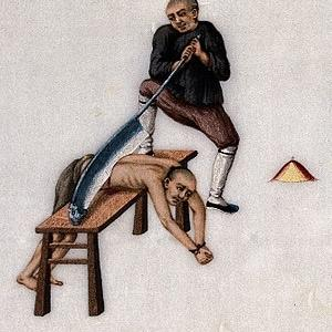 中国が歴史上行った残酷な処刑、拷問方法