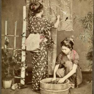 日本の洗濯と洗濯機の歴史 「昔の洗剤~洗濯機の進化」