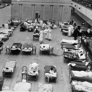 スペイン風邪 ~歴史上最大の猛威をふるったインフルエンザ