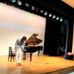 インスタで大反響?!夫のピアノ発表会