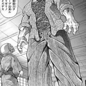 【バキ】バキのモデル⑦ジャック・ハンマー=ダイナマイト・キッド