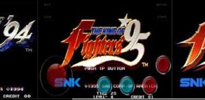 【良ゲーム】良ゲーム紹介72THE KING OF FIGHTERS '94 '95 '96