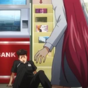 【アニメanime】最強のコンビニ店員
