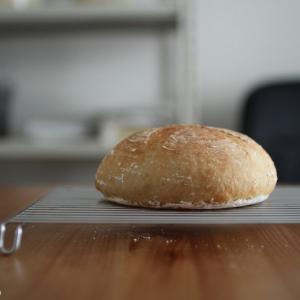 パン作りにおける全粒粉の特徴。グラハムブレッドの注意点。