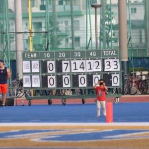 法政大学オレンジ オープン戦勝利🍊