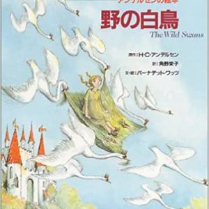 童話「野の白鳥」のあらすじと結末を全編解説