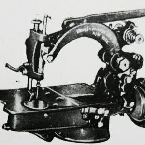 クルーズ・アンド・マーフィ:二重環縫ミシン
