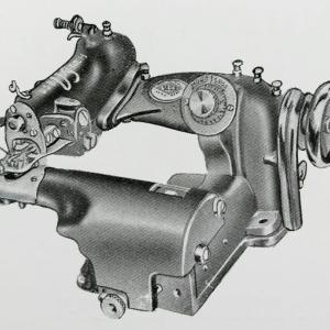 ユーエス・ブラインドステッチ 88CS-5:環縫ミシン