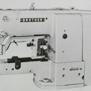 ブラザー LK3-B221:高速筒型特殊閂止ミシン