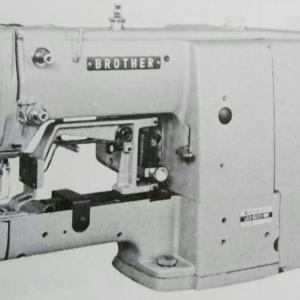 ブラザー LK3-B220:高速筒型本縫閂止ミシン