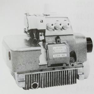 ジューキ MO-812型・MO-814型:超高速直針オーバーロックミシン