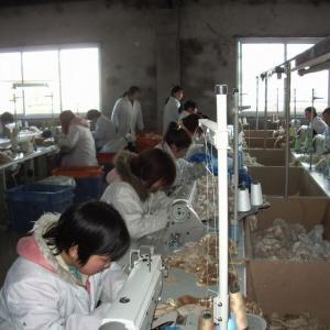 アパレル工場に設置するミシンの傾向からわかる生産工程