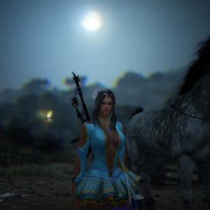 『黒い砂漠PC』幻想馬チャレンジ