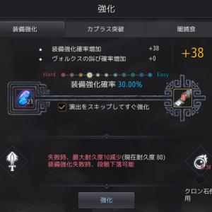 『黒い砂漠PC』リブルのグローブⅣ強化!!
